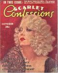 Scarlet Confessions (1936-1937 Associated Authors) Pulp 1st Series Vol. 1 #4