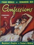 Scarlet Confessions (1936-1937 Associated Authors) Pulp 1st Series Vol. 2 #2