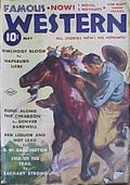 Famous Western (1937-1960 Columbia Publications) Pulp Vol. 2 #2