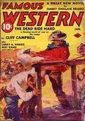 Famous Western (1937-1960 Columbia Publications) Pulp Vol. 2 #5