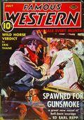 Famous Western (1937-1960 Columbia Publications) Pulp Vol. 3 #4