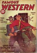 Famous Western (1937-1960 Columbia Publications) Pulp Vol. 4 #4