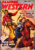 Famous Western (1937-1960 Columbia Publications) Pulp Vol. 4 #5