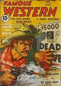 Famous Western (1937-1960 Columbia Publications) Pulp Vol. 5 #2