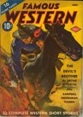 Famous Western (1937-1960 Columbia Publications) Pulp Vol. 5 #3