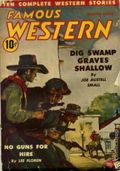 Famous Western (1937-1960 Columbia Publications) Pulp Vol. 6 #2