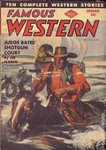 Famous Western (1937-1960 Columbia Publications) Pulp Vol. 7 #1