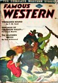 Famous Western (1937-1960 Columbia Publications) Pulp Vol. 8 #5
