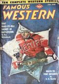 Famous Western (1937-1960 Columbia Publications) Pulp Vol. 9 #1