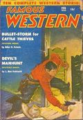 Famous Western (1937-1960 Columbia Publications) Pulp Vol. 11 #1