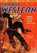 Famous Western (1937-1960 Columbia Publications) Pulp Vol. 12 #1