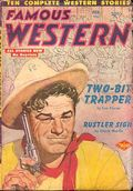 Famous Western (1937-1960 Columbia Publications) Pulp Vol. 13 #1