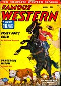 Famous Western (1937-1960 Columbia Publications) Pulp Vol. 13 #4