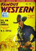 Famous Western (1937-1960 Columbia Publications) Pulp Vol. 13 #6