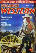 Famous Western (1937-1960 Columbia Publications) Pulp Vol. 15 #4