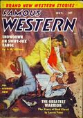 Famous Western (1937-1960 Columbia Publications) Pulp Vol. 15 #5