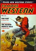 Famous Western (1937-1960 Columbia Publications) Pulp Vol. 17 #1