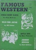 Famous Western (1937-1960 Columbia Publications) Pulp Vol. 19 #6