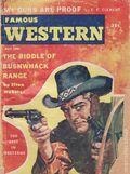 Famous Western (1937-1960 Columbia Publications) Pulp Vol. 20 #6