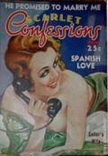 Scarlet Confessions (1937-1938 Associated Authors) Pulp 2nd Series Vol. 2 #8