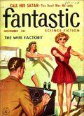 Fantastic (1952-1980 Ziff-Davis/Ultimate) [Fantastic Science Fiction/Fantastic Stories of Imagination] Vol. 6 #10