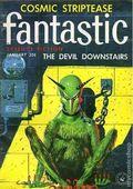 Fantastic (1952-1980 Ziff-Davis/Ultimate) [Fantastic Science Fiction/Fantastic Stories of Imagination] Vol. 7 #1
