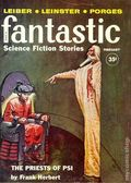 Fantastic (1952-1980 Ziff-Davis/Ultimate) [Fantastic Science Fiction/Fantastic Stories of Imagination] Vol. 9 #2