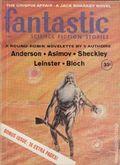 Fantastic (1952-1980 Ziff-Davis/Ultimate) [Fantastic Science Fiction/Fantastic Stories of Imagination] Vol. 9 #7