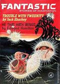 Fantastic (1952-1980 Ziff-Davis/Ultimate) [Fantastic Science Fiction/Fantastic Stories of Imagination] Vol. 12 #7