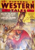 Fifteen Western Tales (1942-1955 Popular) Pulp Vol. 2 #3