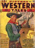 Fifteen Western Tales (1942-1955 Popular) Pulp Vol. 3 #2