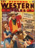 Fifteen Western Tales (1942-1955 Popular) Pulp Vol. 3 #3