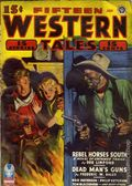 Fifteen Western Tales (1942-1955 Popular) Pulp Vol. 4 #3