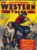 Fifteen Western Tales (1942-1955 Popular) Pulp Vol. 4 #4