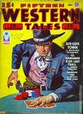 Fifteen Western Tales (1942-1955 Popular) Pulp Vol. 5 #1