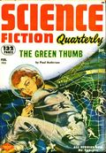 Science Fiction Quarterly (1951-1958 Columbia Publications) Pulp 2nd Series Vol. 2 #2