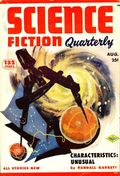 Science Fiction Quarterly (1951-1958 Columbia Publications) Pulp 2nd Series Vol. 2 #4