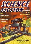 Science Fiction Quarterly (1951-1958 Columbia Publications) Pulp 2nd Series Vol. 3 #3