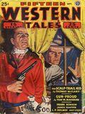 Fifteen Western Tales (1942-1955 Popular) Pulp Vol. 6 #2