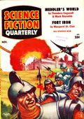 Science Fiction Quarterly (1951-1958 Columbia Publications) Pulp 2nd Series Vol. 4 #1