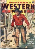 Fifteen Western Tales (1942-1955 Popular) Pulp Vol. 6 #3