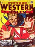 Fifteen Western Tales (1942-1955 Popular) Pulp Vol. 6 #4