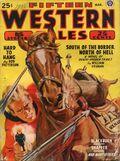 Fifteen Western Tales (1942-1955 Popular) Pulp Vol. 7 #1