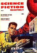 Science Fiction Quarterly (1951-1958 Columbia Publications) Pulp 2nd Series Vol. 4 #3
