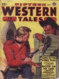 Fifteen Western Tales (1942-1955 Popular) Pulp Vol. 7 #2