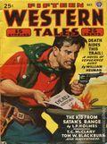 Fifteen Western Tales (1942-1955 Popular) Pulp Vol. 8 #1