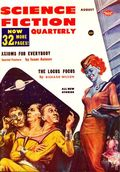 Science Fiction Quarterly (1951-1958 Columbia Publications) Pulp 2nd Series Vol. 5 #2
