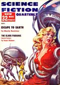 Science Fiction Quarterly (1951-1958 Columbia Publications) Pulp 2nd Series Vol. 5 #3
