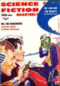 Science Fiction Quarterly (1951-1958 Columbia Publications) Pulp 2nd Series Vol. 5 #4