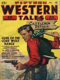 Fifteen Western Tales (1942-1955 Popular) Pulp Vol. 8 #3